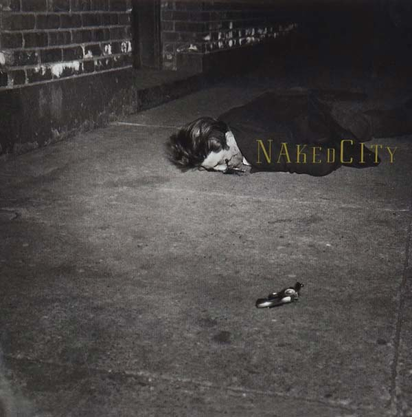 NAKED CITY (LP)