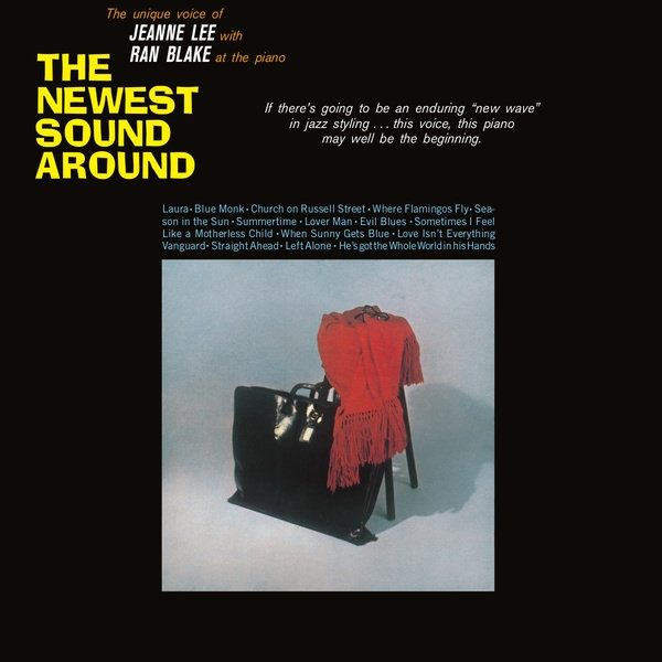 THE NEWEST SOUND AROUND (LP)