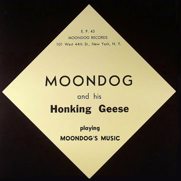 PLAYING MOONDOG'S MUSIC (10