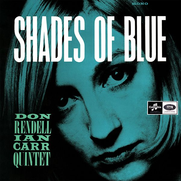 SHADES OF BLUE (LP)