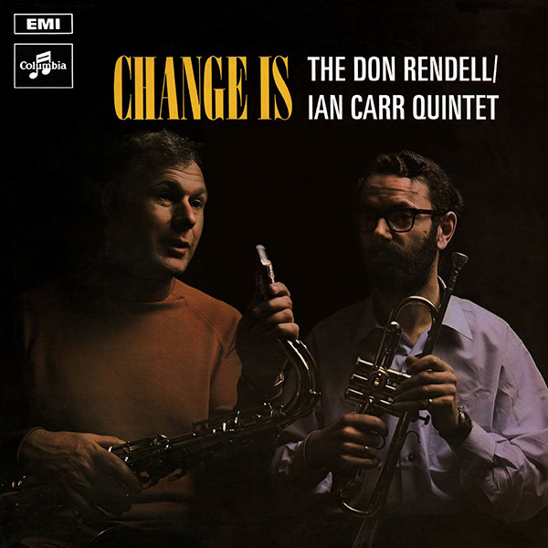 ian carr - don rendell - Change Is (Lp)