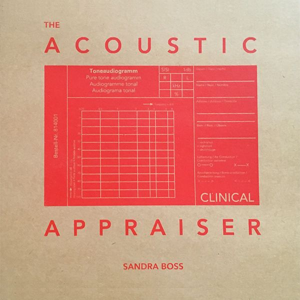 THE ACOUSTIC APPRAISER  (LP)