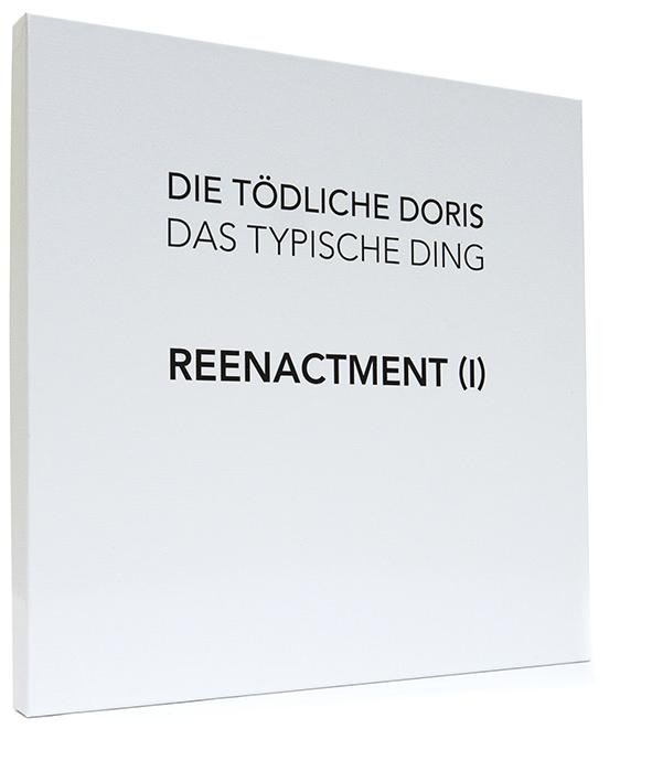 DAS TYPISCHE DING - REENACTMENT I (LP BOX)