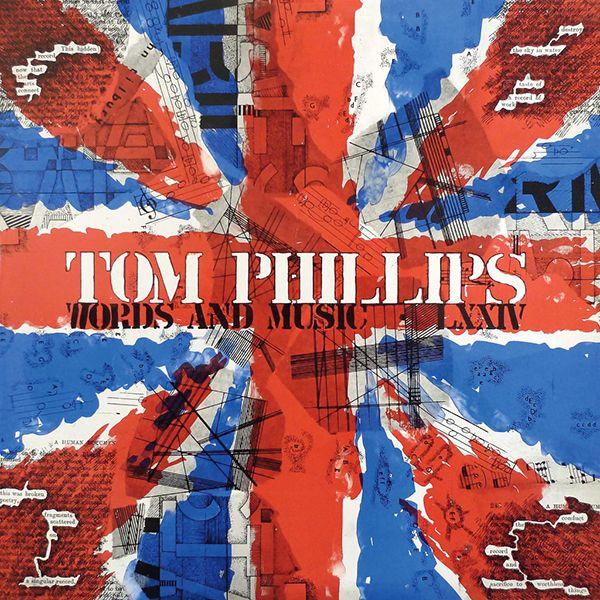 tom phillips - Words And Music (LP + CD)