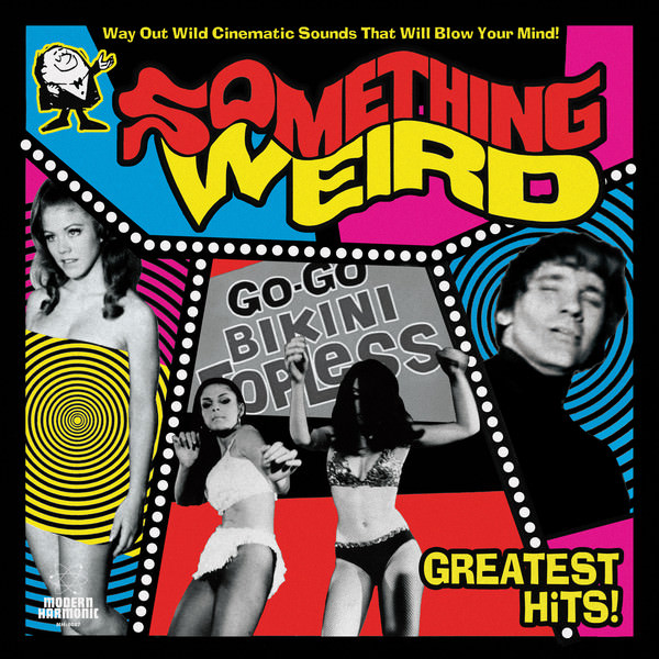 various artists - Something Weird (2Lp)