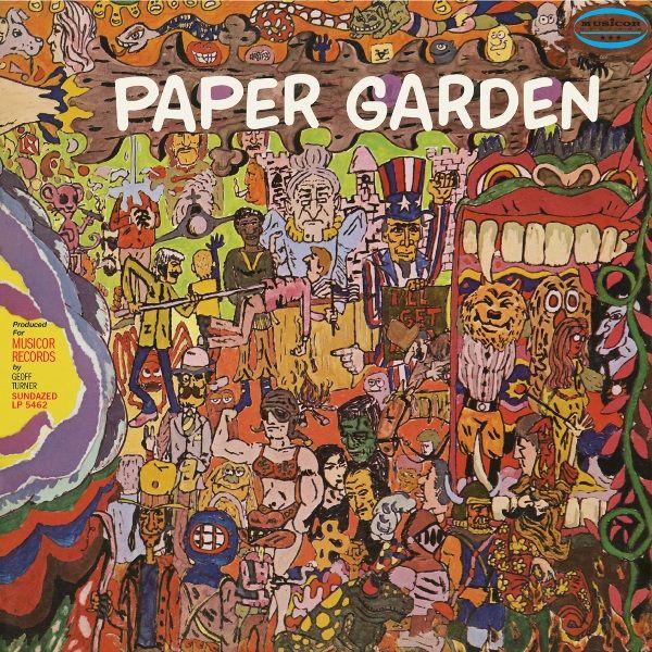 PAPER GARDEN (LP)