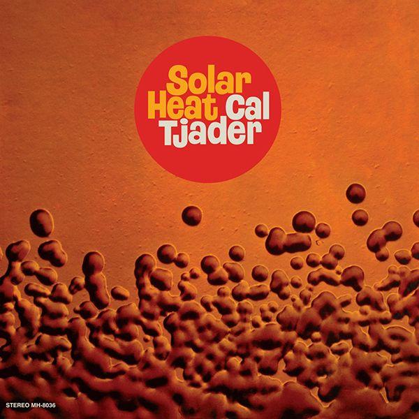 cal tjader - Solar Heat (Lp)