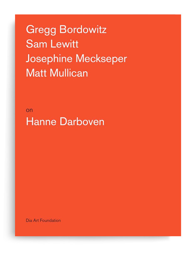 ARTISTS ON HANNE DARBOVEN