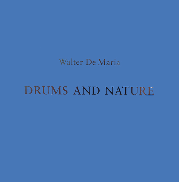 DRUMS AND NATURE