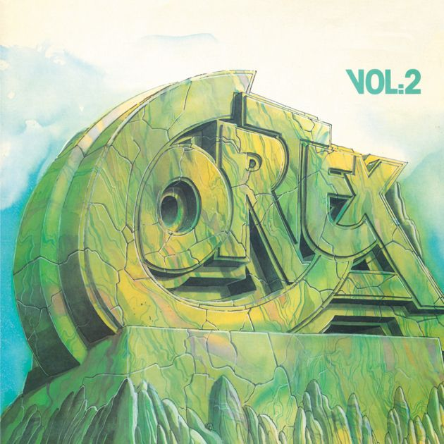 cortex - Volume 2 (Lp)