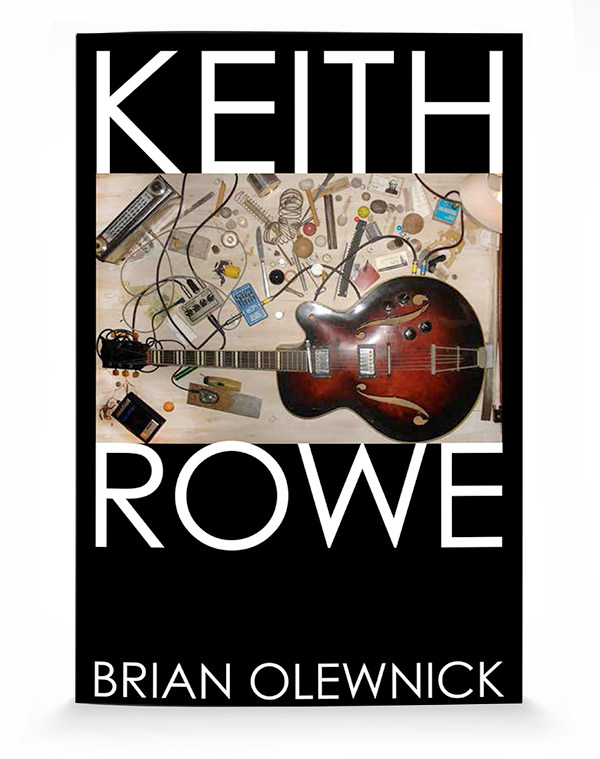 keith rowe - brian olewnick - Keith Rowe: The Room Extended