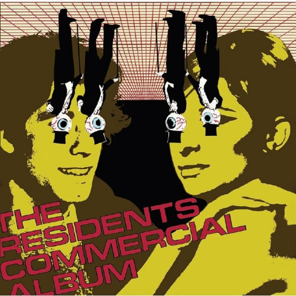 the residents - Commercial Album : Preserved Edition (2CD)