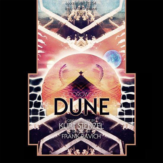 kurt stenzel - Jodorowsky's Dune Original Motion Picture Soundtrack (2LP)