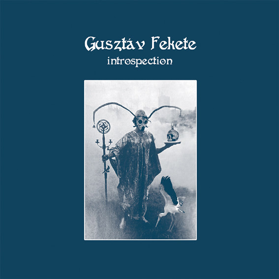 gusztav fekete - Introspection (LP Clear)