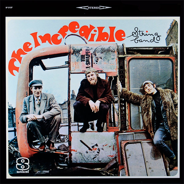 INCREDIBLE STRING BAND (LP)