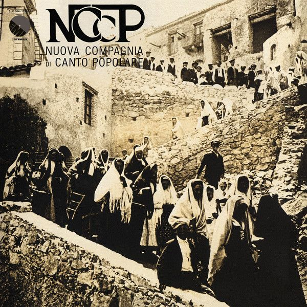 NUOVA COMPAGNIA DI CANTO POPOLARE (LP)