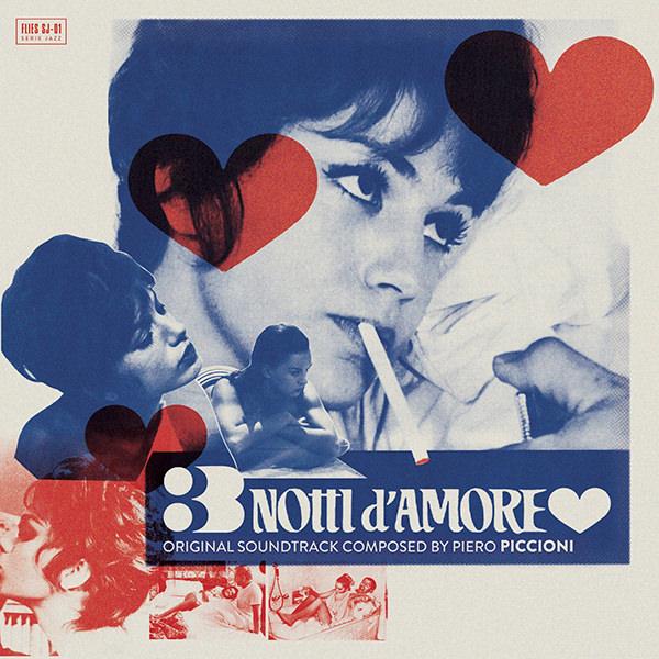 TRE NOTTI D'AMORE (LP)