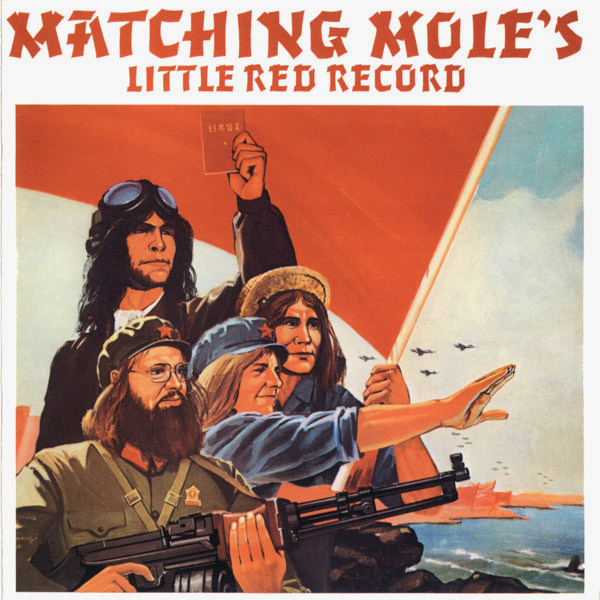matching mole - Little Red Record (Lp)