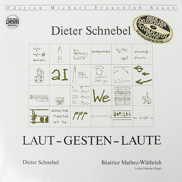 LAUT - GESTEN - LAUTE (LP)