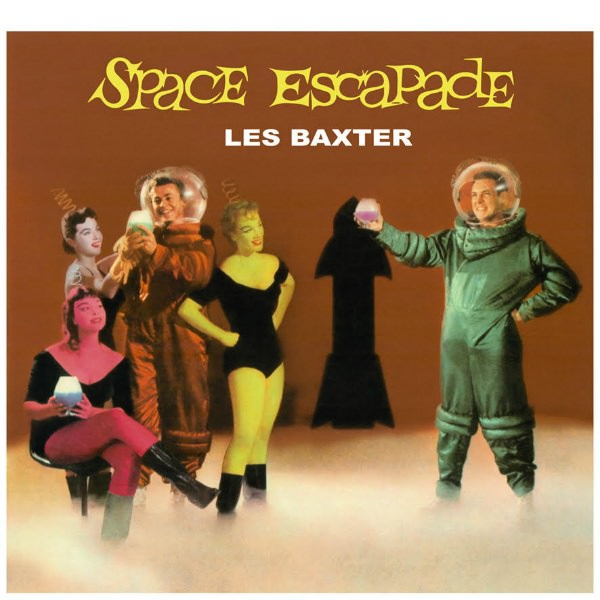 Space Escapade (Lp)