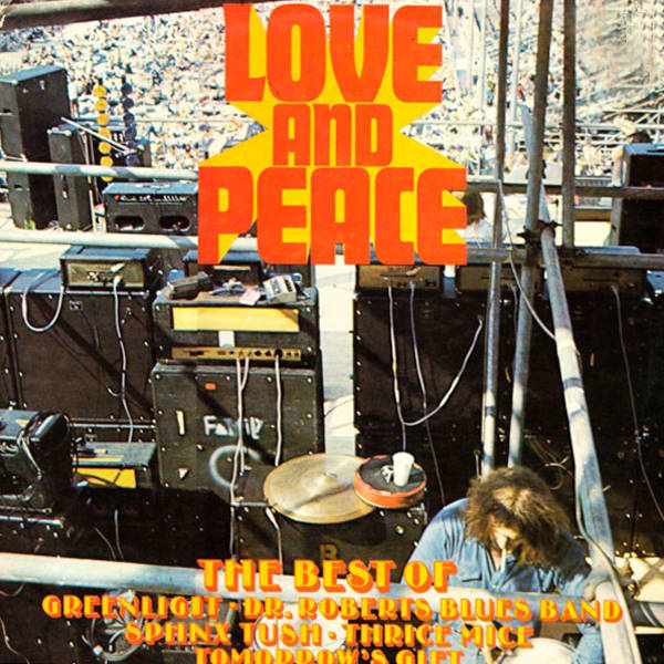 Love And Peace  (2LP)