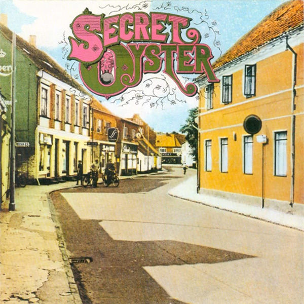 SECRET OYSTER (LP)