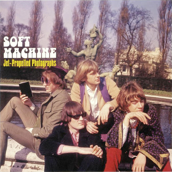 soft machine - Jet-Propelled Photographs (Lp)