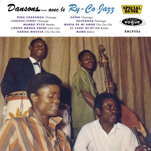 Dansons... Avec Le Ry-Co Jazz (LP)