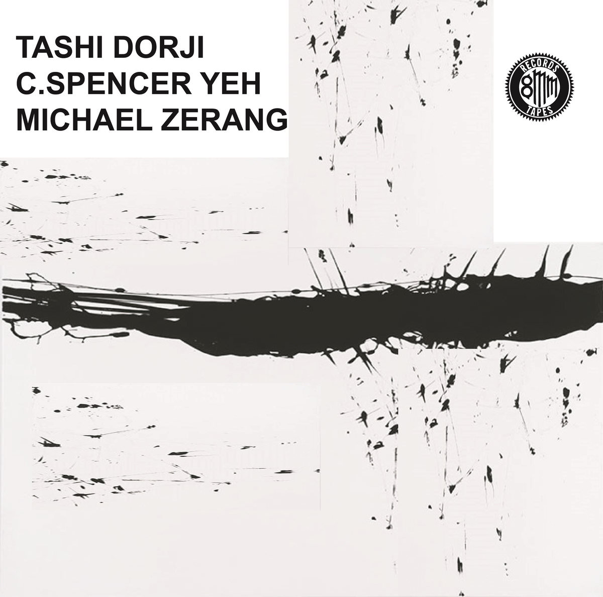 tashi dorji - michael zerang - c. spencer yeh - Self Titled (LP)