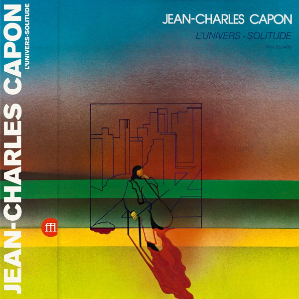 jean-charles capon - L'Univers-Solitude (Lp)