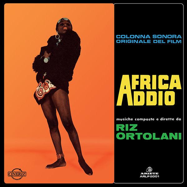 AFRICA ADDIO (LP)