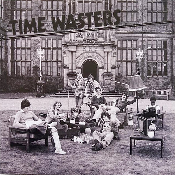 TIME WASTERS (LP)