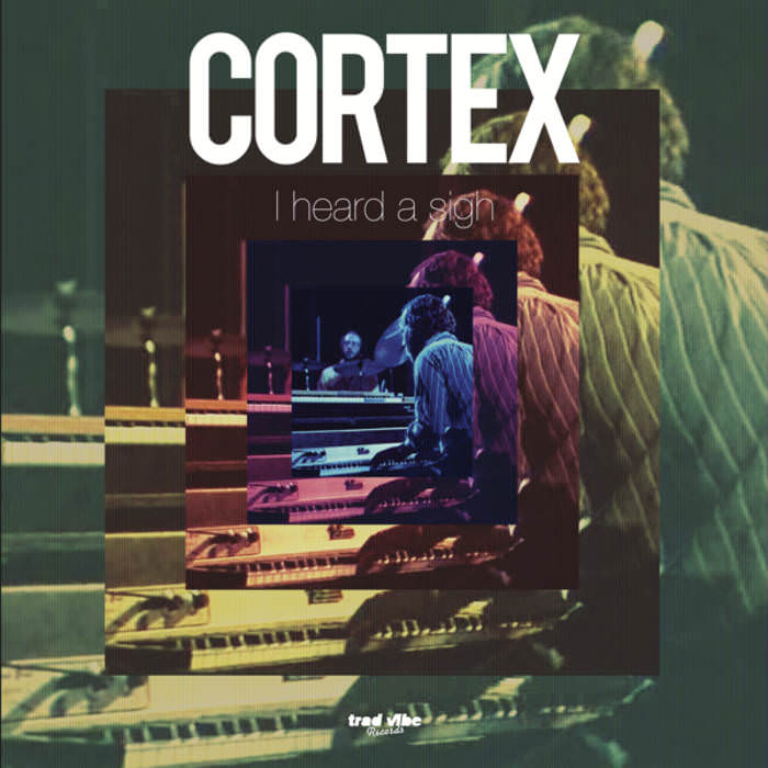 cortex - I Heard A Sigh  (Lp)