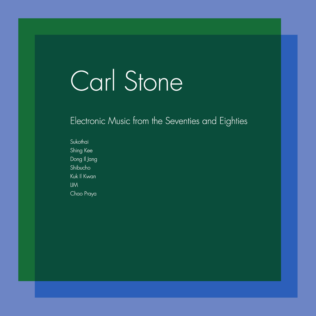 Electronic Music from the Seventies and Eighties (3LP)