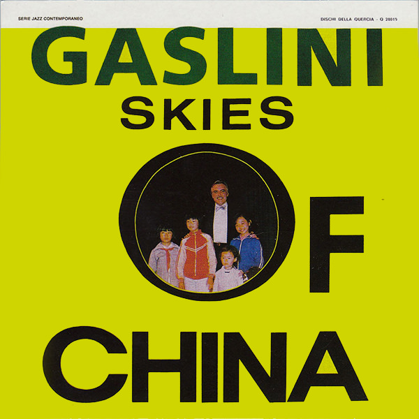 Skies Of China (LP)