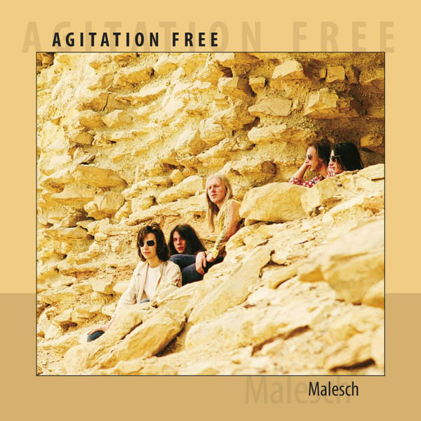 agitation free - Malesch (LP)
