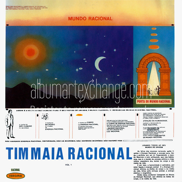 tim maia - Racional Vol 1 (LP)