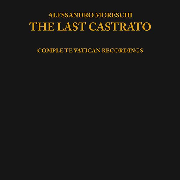 THE LAST CASTRATO (LP)