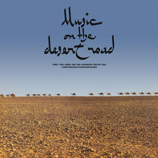 MUSIC ON THE DESERT ROAD (LP)