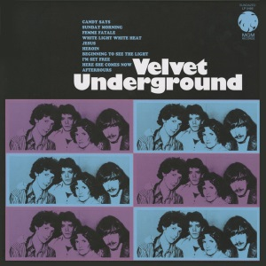 the velvet underground - The Velvet Underground (Limited Edition Colored Vinyl)