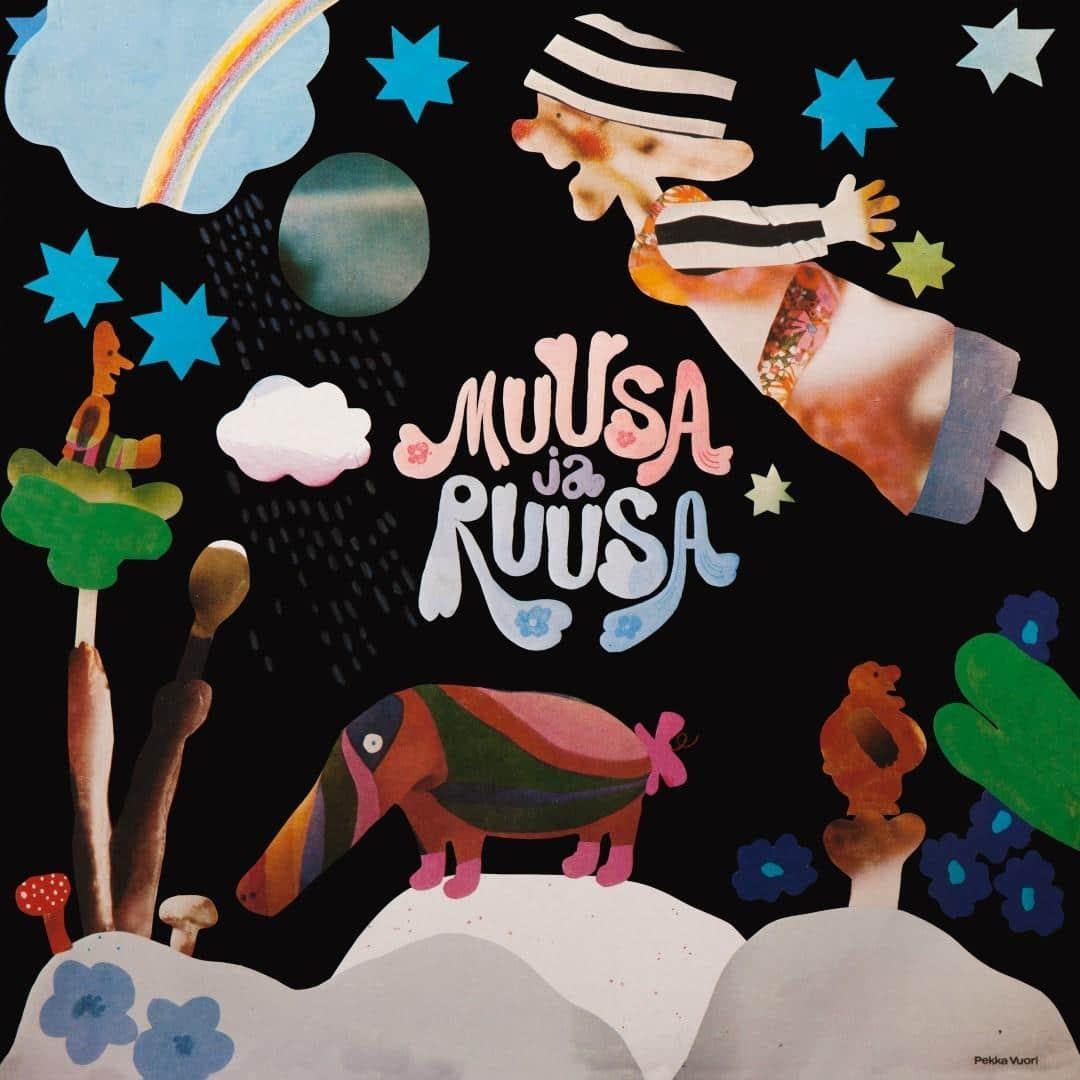 MUUSA JA RUUSA (LP)