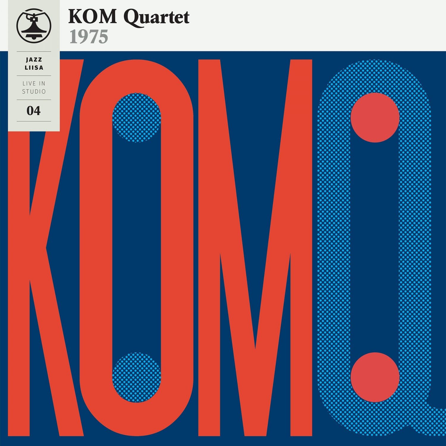 kom quartet - Jazz Liisa 04 (LP)