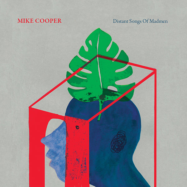 mike cooper - Distant Songs of Madmen (Lp Color)