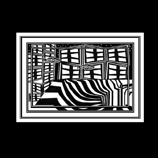 keller crackers - harmonious thelonious - KC (Lp)