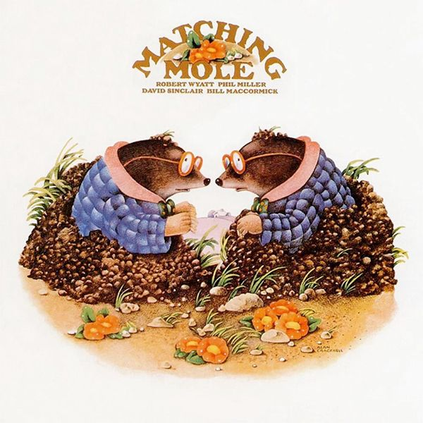 MATCHING MOLE (LP)