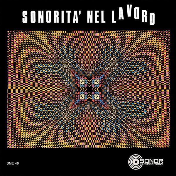 SONORITà NEL LAVORO (LP)