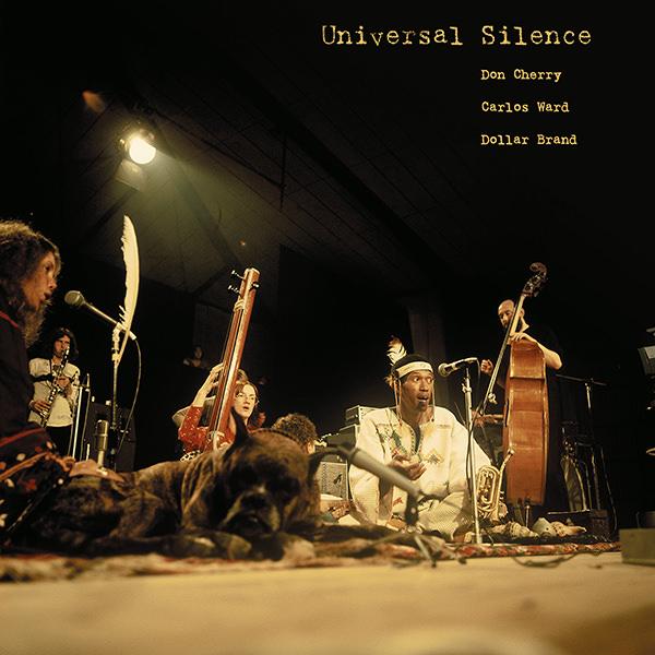 UNIVERSAL SILENCE (2LP)