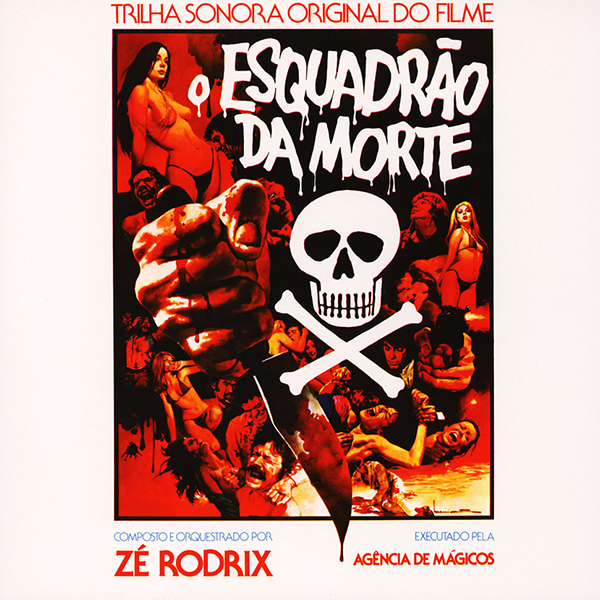 zé rodrix - O Esquadrao Da Morte (LP)