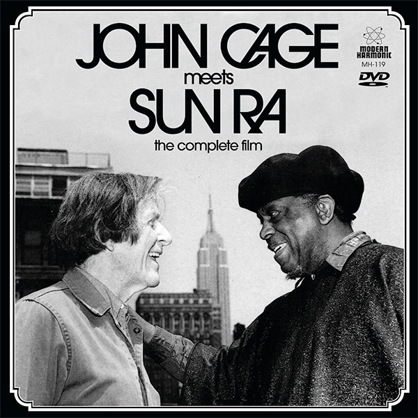 JOHN CAGE MEETS SUN RA: THE COMPLETE FILM (DVD+7