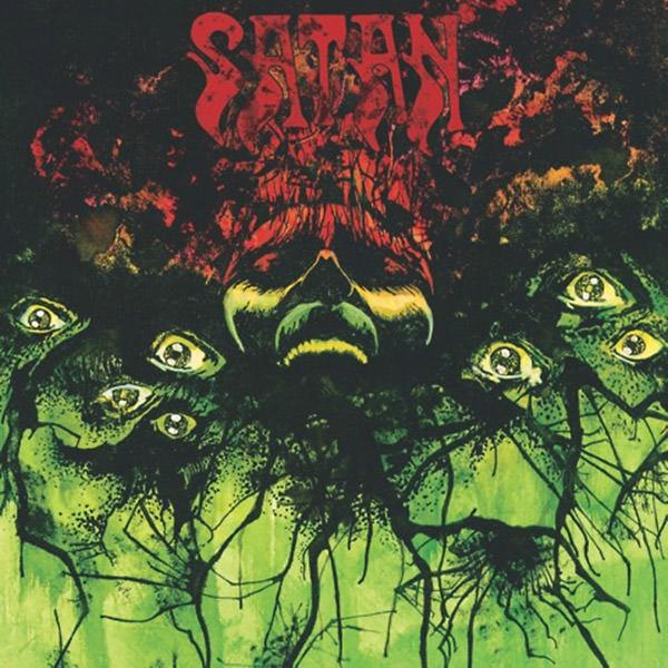 SATAN (LP)